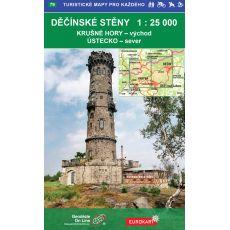 Děčínské stěny 1 25 000 Geodézie On Line be513a39bfa80